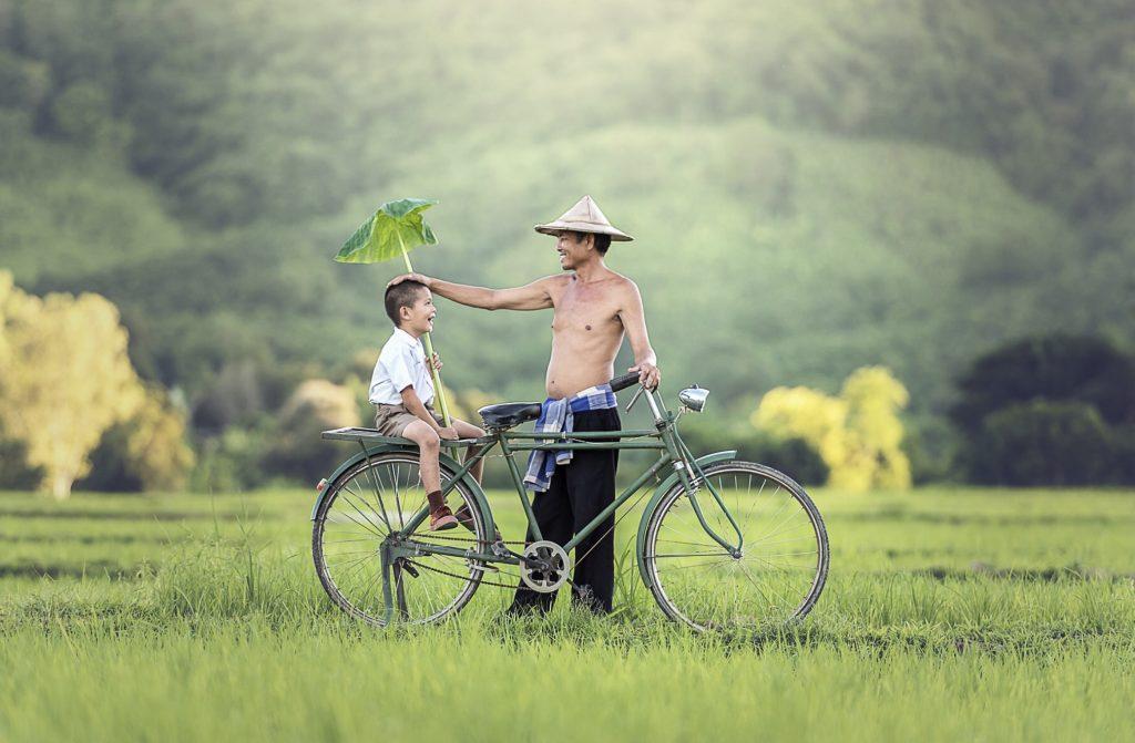 Bicicleta smart bike