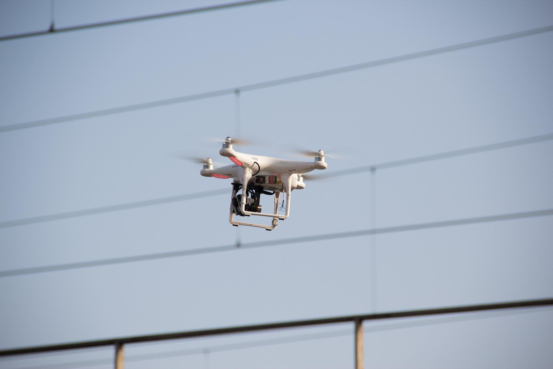 Dron Barato para grabar con GoPro