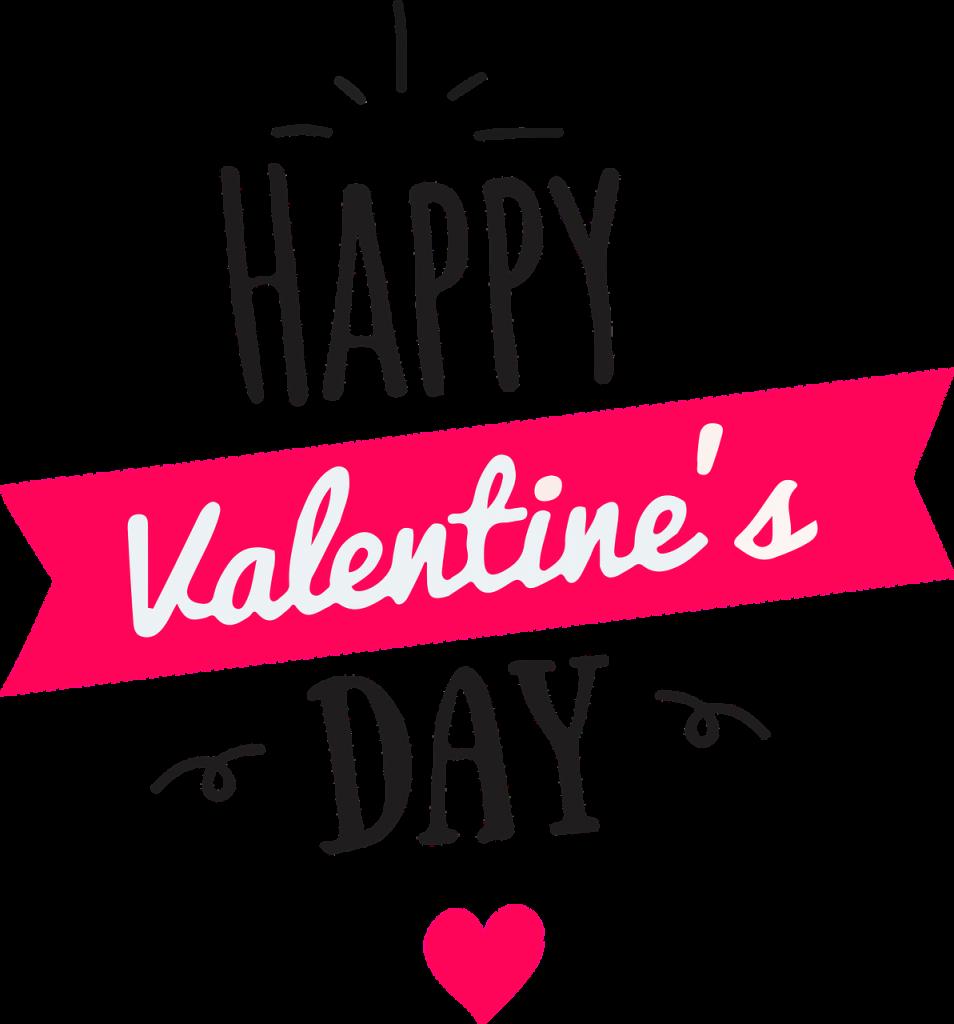 Feliz dia de los enamorados