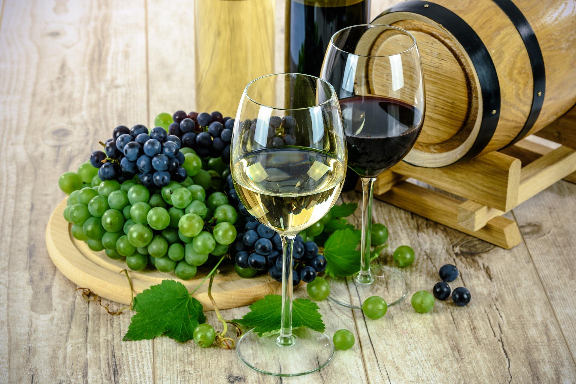 zumo de uva