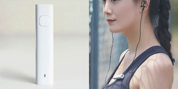 Xiaomi Bluetooth. Receptor de Audio Inalámbrico.