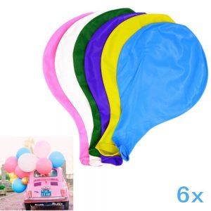 globos gigantes para decorar fiestas y bodas y cumpleaños.