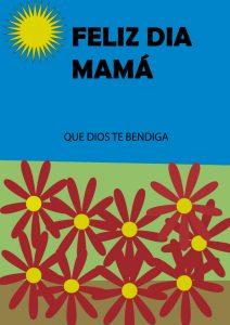 tarjetas con frases especiales para el día de la madre.